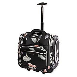 Bebe Valentina 16.5-Inch Wheeled Underseat Luggage