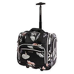Bebe Valentina 16.5-Inch Wheeled Underseat Luggage