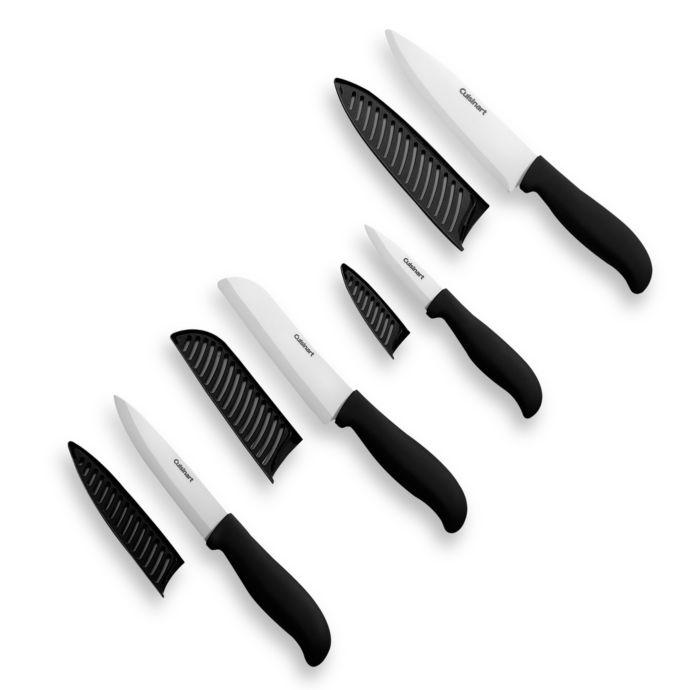 Cuisinart Elements Ceramic Knives Bed Bath Beyond