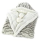Chic Home Earl Snuggle Hoodie in Light Grey