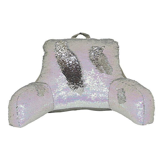Alternate image 1 for Mermaid Plush Backrest