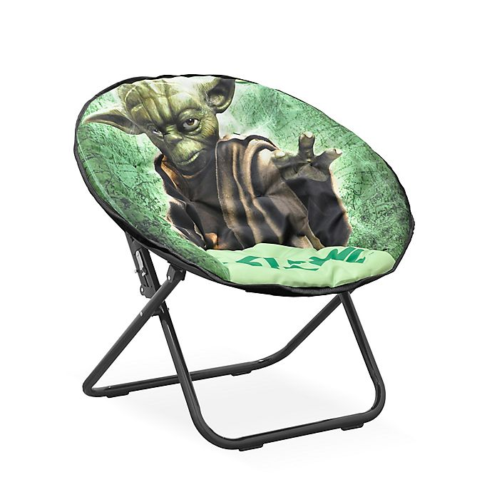 Alternate image 1 for Star Wars™ Yoda™ Saucer Chair