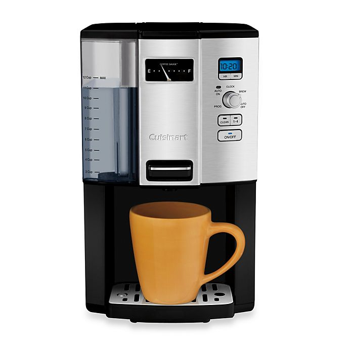 Alternate image 1 for Cuisinart® Coffee On Demand™ 12-Cup Programmable Coffee Maker