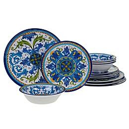 Certified International Lucca 12-Piece Dinnerware Set