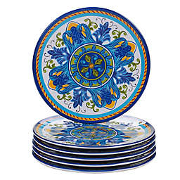 Certified International Lucca Salad Plates (Set of 6)