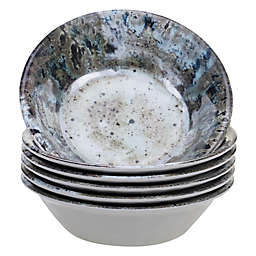 Certified International Radiance All-Purpose Bowls in Cream (Set of 6)