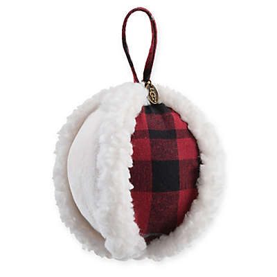 UGG® Hunter Plaid Christmas Tree Ornament