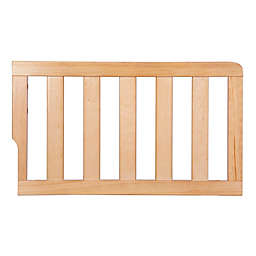 Dream On Me Universal Converitble Crib Toddler Guard Rail in Natural