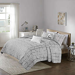 Intelligent Design Raina 4-Piece Twin/Twin XL Coverlet Set