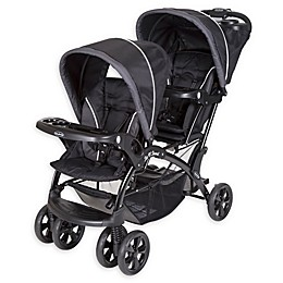 Baby Trend® Sit 'N Stand® Double Stroller in Onyx