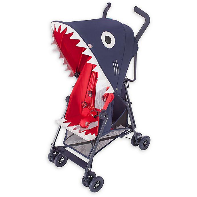 Alternate image 1 for Maclaren® Shark Stroller in Blue