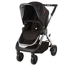 Diono™ Quantum 6-in-1 Multi-Mode Travel Stroller with Smart Seat in Midnight