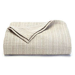 Tommy Bahama® Woven Twin Blanket in Natural