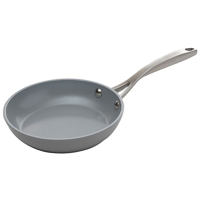 Alternate image 1 for Bialetti® Silver Titanium Nonstick 8-Inch Fry Pan