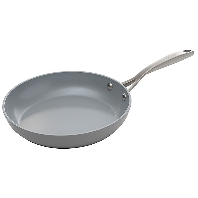 Alternate image 1 for Bialetti® Silver Titanium Nonstick 10.25-Inch Fry Pan