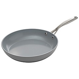 Bialetti® Silver Titanium Nonstick Fry Pan