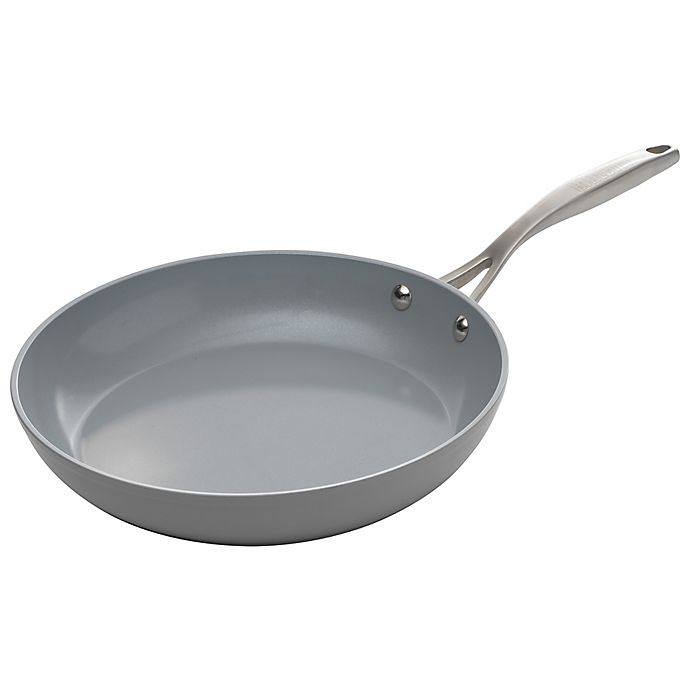 Alternate image 1 for Bialetti® Silver Titanium Nonstick Fry Pan