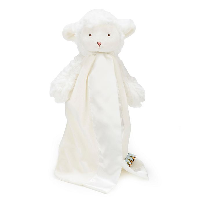 Alternate image 1 for Bunnies by the Bay Lamb Bye Bye Buddy Plush