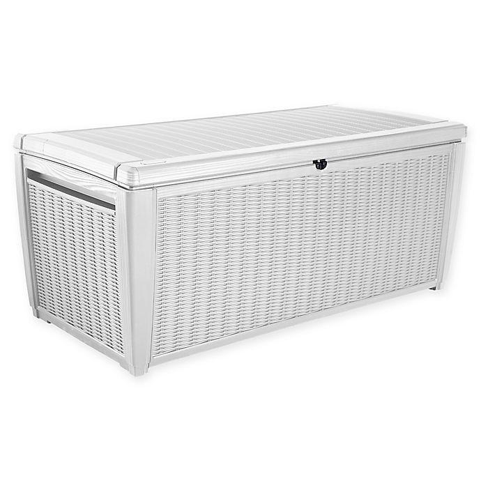 Keter Sumatra Outdoor Deck Storage Box Bed Bath Amp Beyond