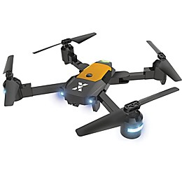 XDrone X with Auto Landing, Auto Takeoff and Auto Hover in Black