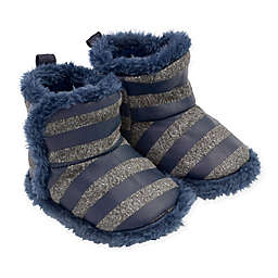 On the Goldbug™ Knit Slipper in Blue