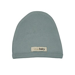 L'ovedbaby® Organic Cotton Cute Cap in Seafoam
