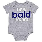 Baby Starters® Size 3M Bald Bodysuit in Blue