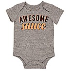Baby Starters® Size 3M Awesome Sauce Bodysuit in Grey
