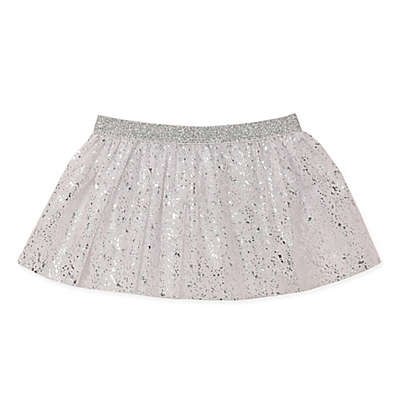 Baby Starters® Sparkle Tutu Skirt in Silver