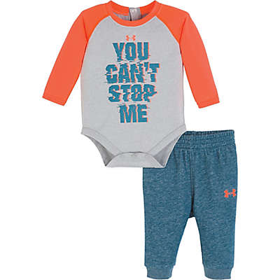 Under Armour® You Can't Stop Me Set in Grey