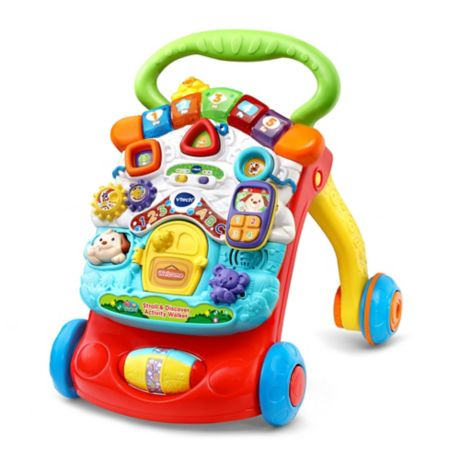 Vtech 174 Stroll Amp Discover Activity Walker Buybuy Baby
