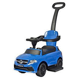 Best Ride On Cars® Mercedes 3-in-1 Push Car