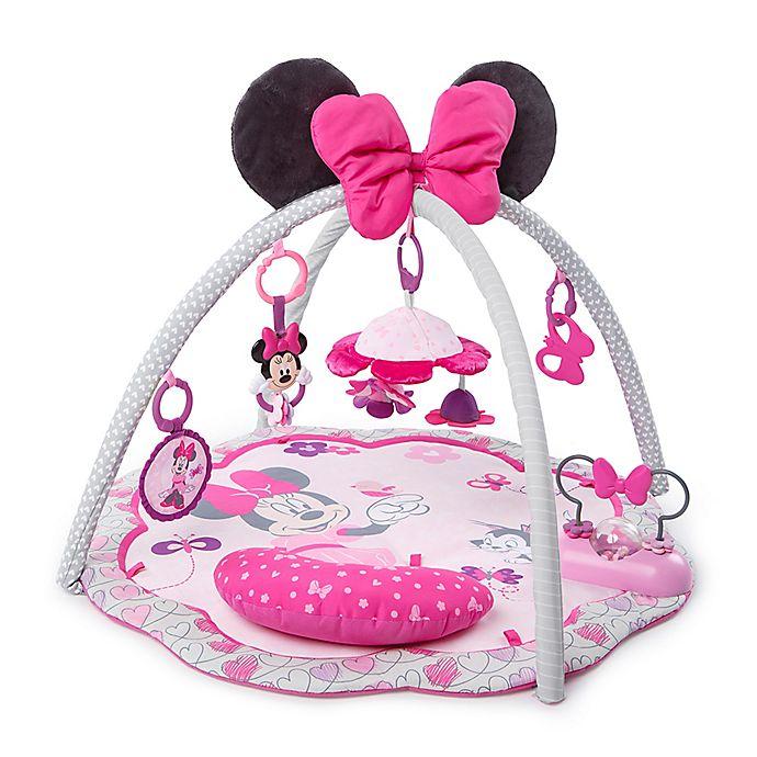 Alternate image 1 for Disney® Baby Minnie Mouse Garden Fun Activity Gym