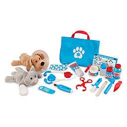 Melissa & Doug® Examine & Treat Pet Vet 24-Piece PlaySet