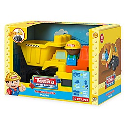 Tonka® Mighty Builders Construction Site Play Set