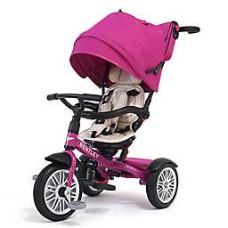 Bentley 6-in-1 Baby Stroller/Kids Trike in Pink