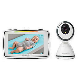 Summer Infant® Baby Pixel™ 5-Inch LCD Touchscreen Color Video Baby Monitor
