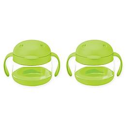 Ubbi® Tweat 2-Pack Snack Container
