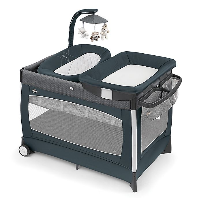 Alternate image 1 for Chicco® Lullaby® Baby Playard in Poetic