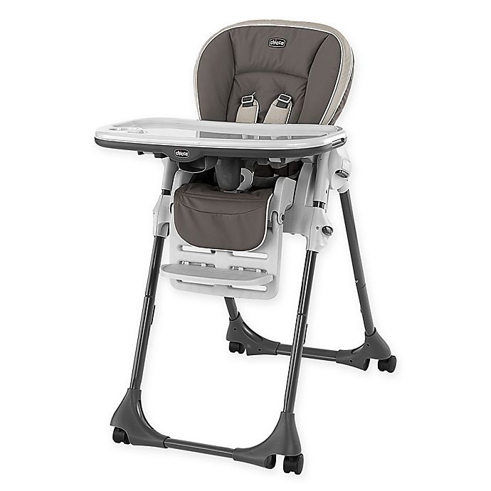 Alternate image 1 for Chicco® Polly High Chair in Latte