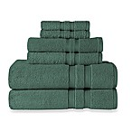 Wamsutta® Ultra Soft 6-Piece Bath Towel Set in Teal
