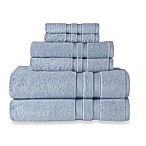 Wamsutta® Ultra Soft 6-Piece Bath Towel Set in Wave