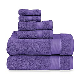 Wamsutta® 6-Piece Hygro® Duet Bath Towel Set