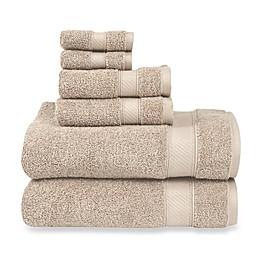 Wamsutta® 6-Piece Hygro® Duet Bath Towel Set