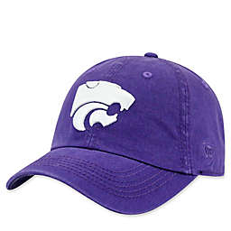 Kansas State University Adjustable Embroidered Crew Cap