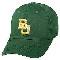Baylor University Adjustable Embroidered Crew Cap