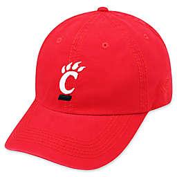 University of Cincinnati Adjustable Embroidered Crew Cap