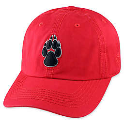 University of New Mexico Adjustable Embroidered Crew Cap