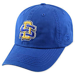 South Dakota State University Jackrabbits Adjustable Crew Hat