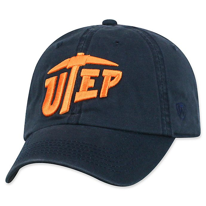 Alternate image 1 for University of Texas - El Paso Miners Adjustable Crew Hat